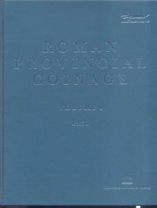 obverse: AA. VV. Roman Provincial Coinage. Vol. I: From the death of Caesar to Vitellius (44BC - AD 69). 2 Vol. in cofanetto. London, 1992. Ril. editoriale, pp. 812, tavv. 195. importante lavoro