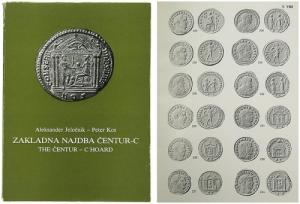 obverse: Jelocnik Aleksander. & Kos Peter. The Centur-C Hoard. Ljubljana 1983. Brossura, pp. 93, tavv. 18