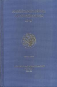 obverse: American Journal of Numismatics 16\17. New York, 2004-5. Pag. 303, tavv. 48. Ril. ed.