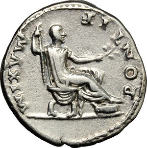 Reverse image of coin 207
