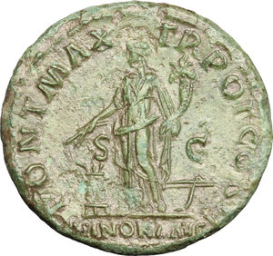 Reverse image of coin 224