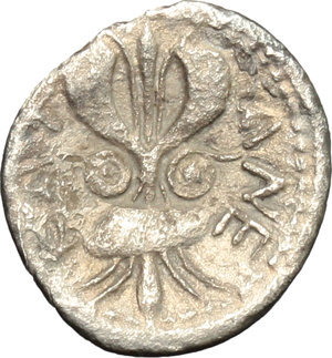 Reverse image of coin 77