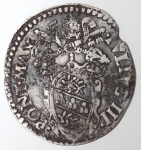 obverse: Ancona. Giulio III. 1550-1555. Giulio. Ag.