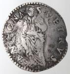 reverse: Ancona. Giulio III. 1550-1555. Giulio. Ag.