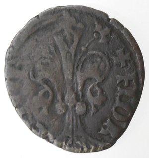 obverse: Firenze. Repubblica. sec. XIII - 1532. Quattrino con simbolo. MI.