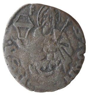 reverse: Firenze. Repubblica. sec. XIII - 1532. Quattrino con simbolo. MI.