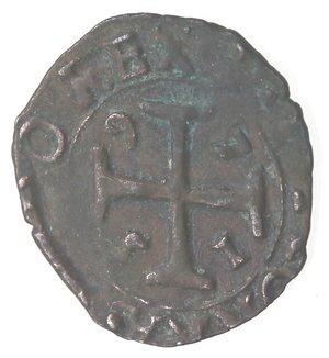 obverse: Genova. Dogi biennali. 4 Denari. 1596. Mi.