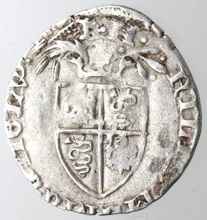 obverse: Milano. Filippo Maria Visconti. 1412-1447. Grosso da 2 soldi. Ag.