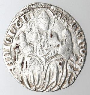 reverse: Milano. Filippo Maria Visconti. 1412-1447. Grosso da 2 soldi. Ag.