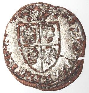 obverse: Milano. Filippo Maria Visconti. 1412-1447. Grosso da 2 soldi. Ae argentato.
