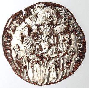 reverse: Milano. Filippo Maria Visconti. 1412-1447. Grosso da 2 soldi. Ae argentato.