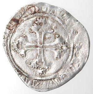 obverse: Milano. Seconda Repubblica. 1447-1450.Grosso.Ag.