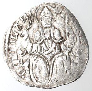 reverse: Milano. Seconda Repubblica. 1447-1450.Grosso.Ag.