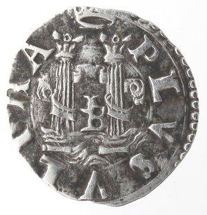 reverse: Napoli. Carlo V. 1516-1554. Cinquina. Ag.