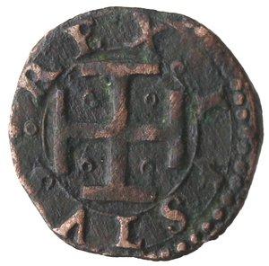 obverse: Napoli. Carlo V. 1516-1556. Cavallo. Ae.