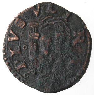 reverse: Napoli. Carlo V. 1516-1556. Cavallo. Ae.