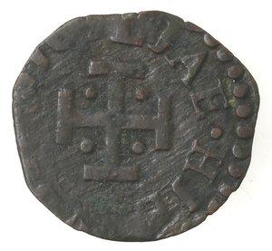 reverse: Napoli. Filippo II. 1554-1598. Cavallo. AE.
