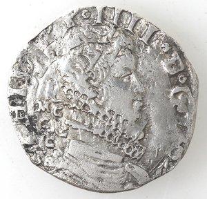 obverse: Napoli. Filippo IV. 1621-1665. Tarì 1622. Ag.