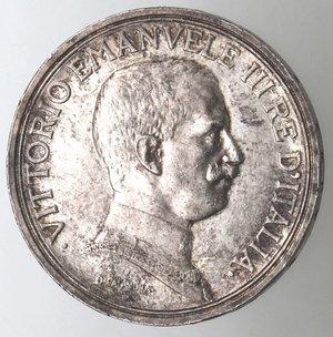 D/ Casa Savoia. Vittorio Emanuele III. 1900-1943. 2 lire 1916 Quadriga Briosa. Ag. Gig. 103. qSPL.