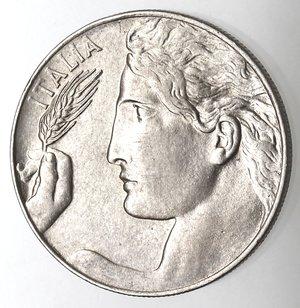 D/ Casa Savoia. Vittorio Emanuele III. 1900-1943.20 Centesimi 1920 Donna librata. Ni. Gig. 201.SPL/qFDC.