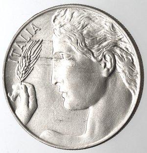 D/ Casa Savoia. Vittorio Emanuele III. 1900-1943. 20 centesimi 1922 Libertà librata. Ni. Gig. 203. qFDC.