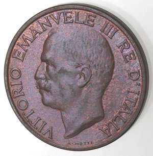 D/ Casa Savoia. Vittorio Emanuele III. 1900-1943.10 centesimi 1935 Ape. Ae. Gig. 244.FDC.