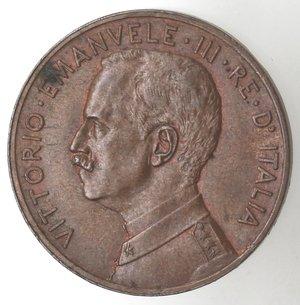 D/ Casa Savoia. Vittorio Emanuele III. 1900-1943.5 Centesimi 1918 Italia su prora. Ae. Gig. 262. qSPL. R.
