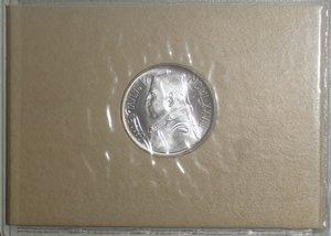 reverse: Vaticano. Giovanni Paolo I. 1000 lire 1978. Ag.