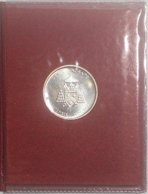 reverse: Sede vacante Settembre 1978. 500 lire. Ag.