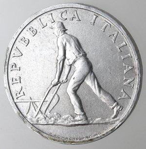 obverse: Repubblica Italiana. 2 lire 1946 Spiga. It.