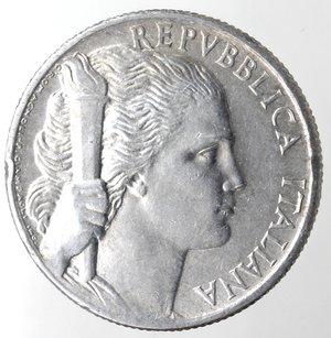 obverse: Repubblica Italiana. 5 lire 1948 Uva. It. Gig 279. qFDC.