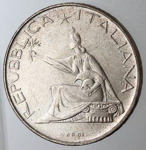 obverse: Repubblica Italiana. 500 Lire 1961 Unità d Italia. Ag.