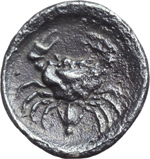 Reverse image of coin 12013