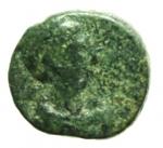 D/ Impero Romano. Leone I. 457-474 d.C. Minimale.Mediolanum. Ae4. D/ Testa di Leo I verso destra. R/ Croce in corona . Peso 1,10 gr. Diametro 9,22 mm.MB\BB.