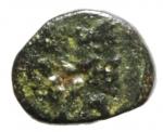 D/ Impero Romano. Leone I. 457-474 d.C. Impero d' Oriente. Minimale. Ae4. D/ Testa di Leo I verso destra. R/ Monogramma. Morello 6b. Peso 0,95 gr. Diametro 9,22 mm. qBB.