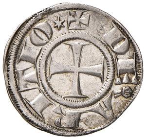 obverse: Arezzo. Guido Tarlati di Pietramala vescovo (1313-1326). Grosso agontano AG gr. 2,27. CNI 3. MIR 11 (Guglielmo Ubertini vescovo, 1267-1289). Molto raro. Tondello di ampio modulo, q.SPL