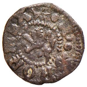 obverse: Ascoli. Francesco Sforza (1433-1445). Picciolo MI gr. 0,47. CNI 13 var. Mazza 81. Molto raro. BB