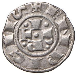 obverse: Bologna. Comune. Emissioni a nome di Enrico VI (1191-1337). Bolognino AG gr. 1,25. Chimienti 13. Migliore di BB