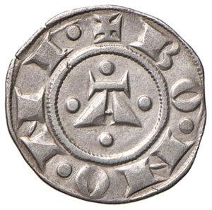 reverse: Bologna. Comune. Emissioni a nome di Enrico VI (1191-1337). Bolognino AG gr. 1,25. Chimienti 13. Migliore di BB
