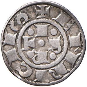 obverse: Bologna. Comune. Emissioni a nome di Enrico VI (1191-1337). Bolognino AG gr. 1,33. Chimienti 17. BB