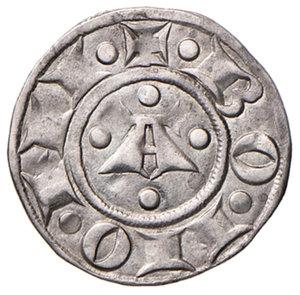 reverse: Bologna. Comune. Emissioni a nome di Enrico VI (1191-1337). Bolognino AG gr. 1,44. Chimienti 20. Ex asta Artemide XLV/2016, 528. Più di BB