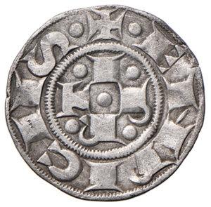 obverse: Bologna. Comune. Emissioni a nome di Enrico VI (1191-1337). Bolognino AG gr. 1,40. Chimienti 22. Buon BB