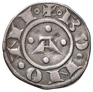 reverse: Bologna. Comune. Emissioni a nome di Enrico VI (1191-1337). Bolognino AG gr. 1,41. Chimienti 35. BB