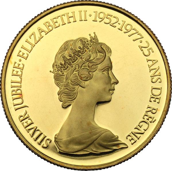 Artemide LI: 695 - Canada  Elizabeth II (1952 -)  100 dollars 1977