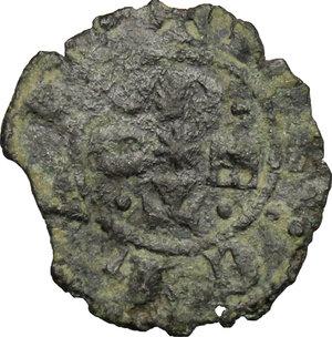 obverse: Cortemiglia.  Ottone III del Carretto (1284-1312), Marchese. Imperiale