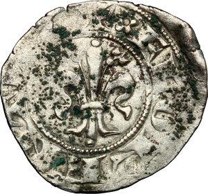 obverse: Firenze.  Repubblica (sec. XIII-1532).. Fiorino grosso da 6 denari, 1316 II semestre, Giovanni Villani maestro di zecca