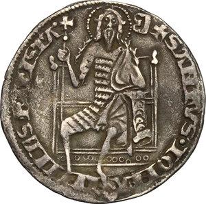 reverse: Firenze.  Repubblica (Sec. XIII-1532). Fiorino grosso da 30 denari o guelfo, 1318 I semestre, Dardano Acciaiuoli maestro di zecca