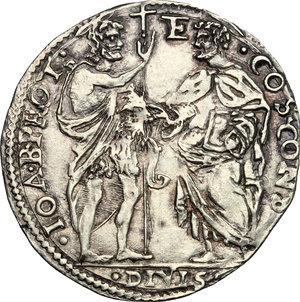 reverse: Firenze.  Cosimo I de  Medici (1537-1574). Giulio s.d