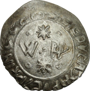 Palermo.  Gugliemo II (1166-1189). Apuliense