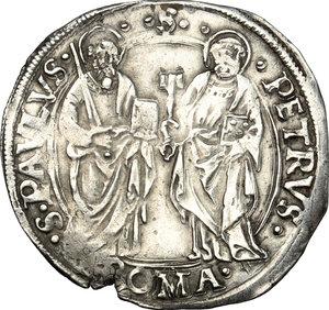 Roma.  Sisto IV (1471-1484).. Grosso